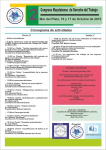 congreso laboral
